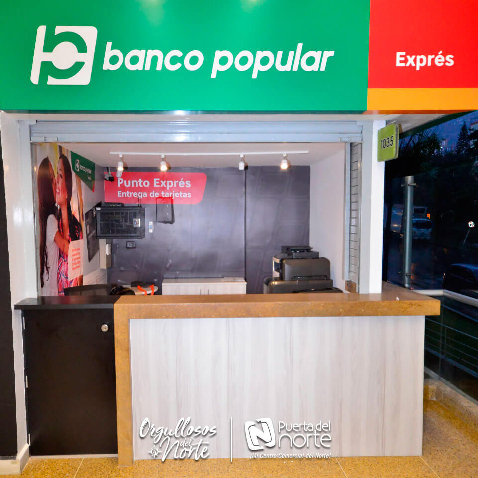 Banco Popular Exprés